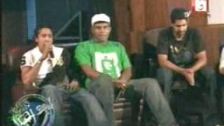 AJ & Big Doggy On Derana 4th Year Anniversary Prog oct 2009