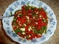 Салат из Красного Перца по-Сицилийски