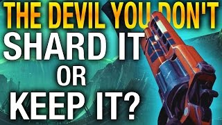 Shard It Or Keep It - Ep. 8 - The Devil You Don
