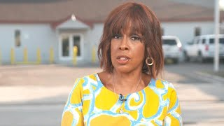"""Gayle King: """"I think you gotta be a human being"""" to empathize with families being separated at bo…"""