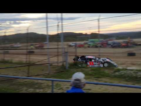 July 2, 2016 Limited Late Model Heat 2 Marion Center Speedway