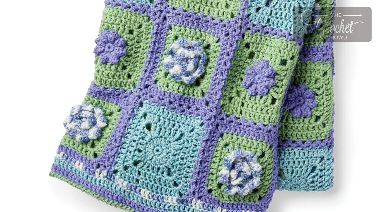 Share Knit And Crochet Crochet Flowers Diagram 5 - Wiring Diagram Review