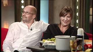 2. Zdeněk a Zdeňka Pohlreichovi - Show Jana Krause 28. 10. 2011