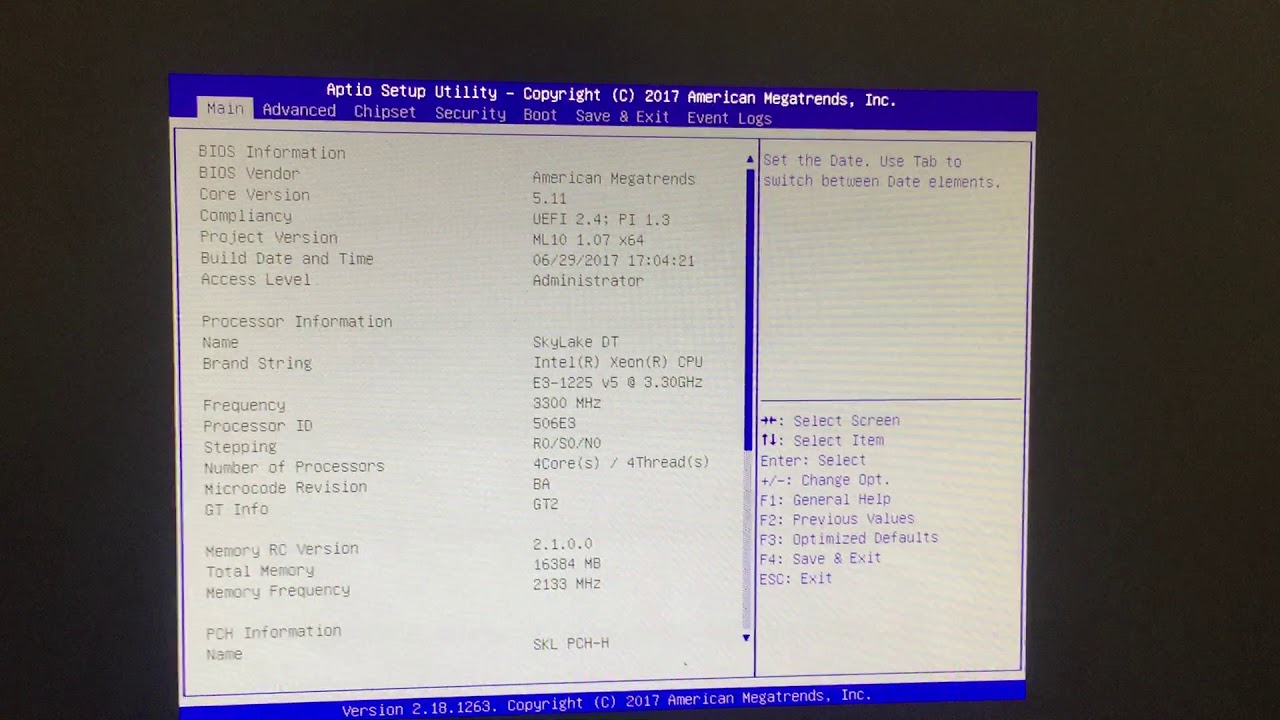 How to disable efi shell and install linux or Windows on HP proliant