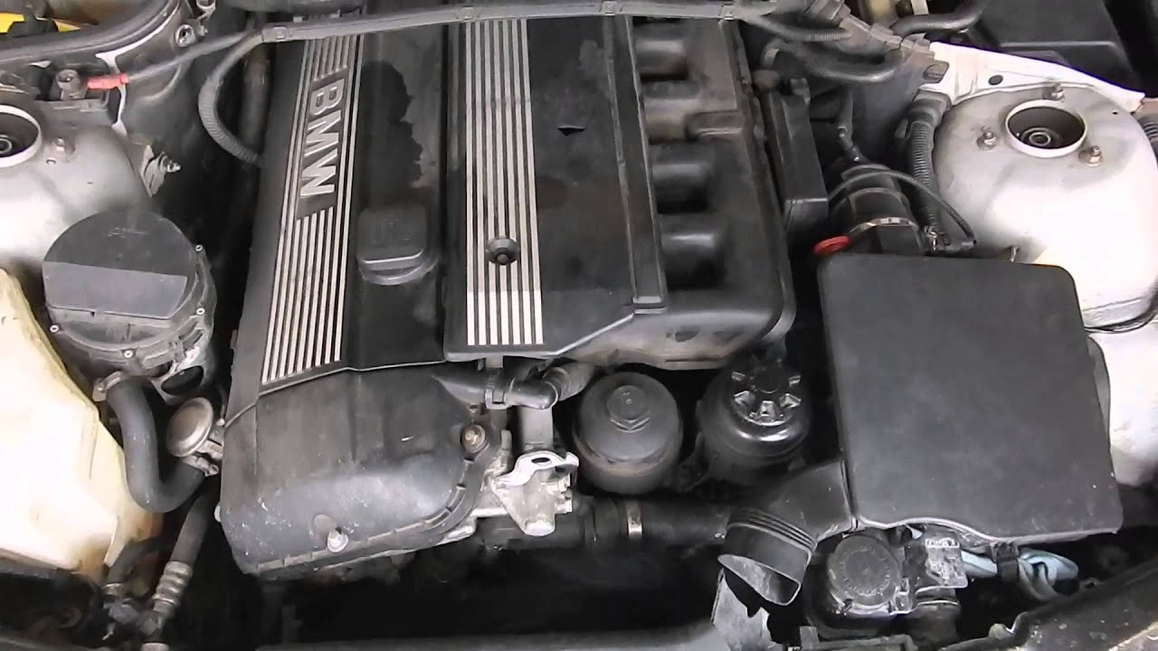 how to fix m54 engine