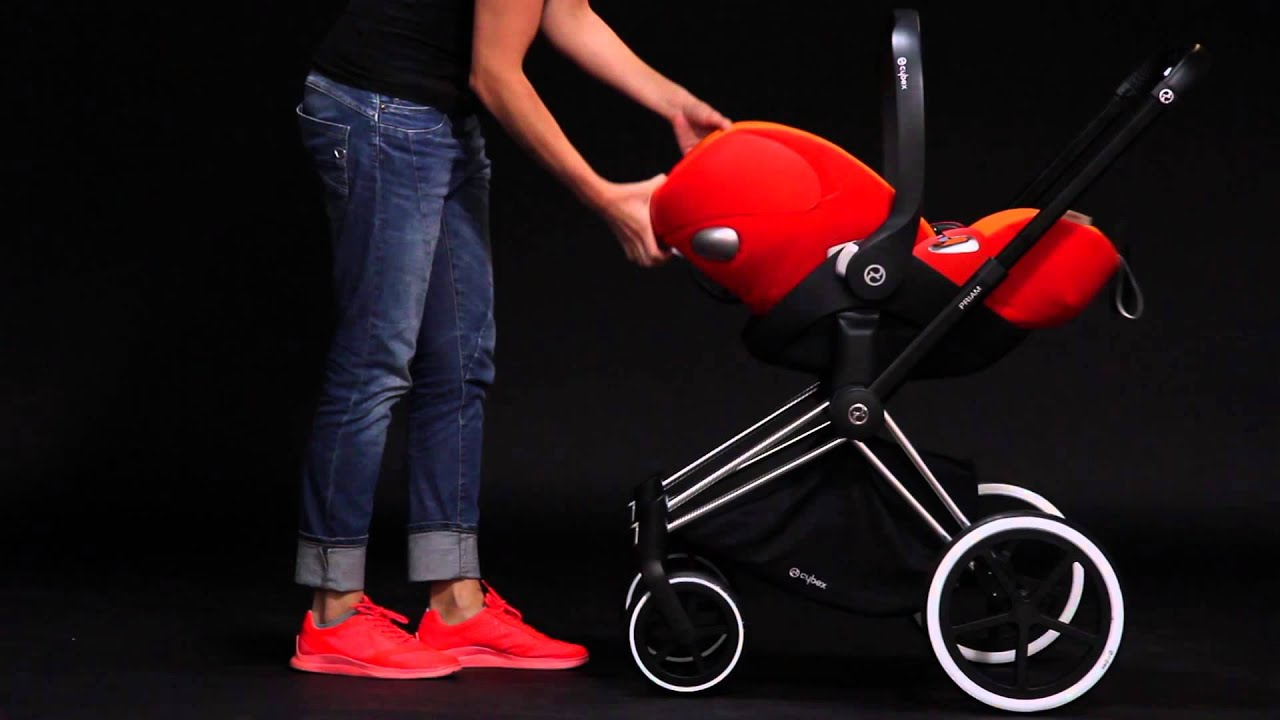Babyschale Cybex Flugzeug Babyschale Cloud Q Installationsvideo