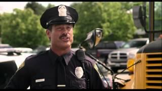 Grown Ups 2 Movie Clip | Police Escort | 1080i