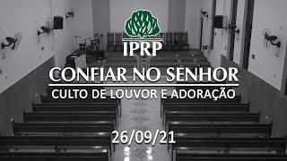 Transmissão ao vivo de Igreja Presbiteriana de Ribeirão Pires