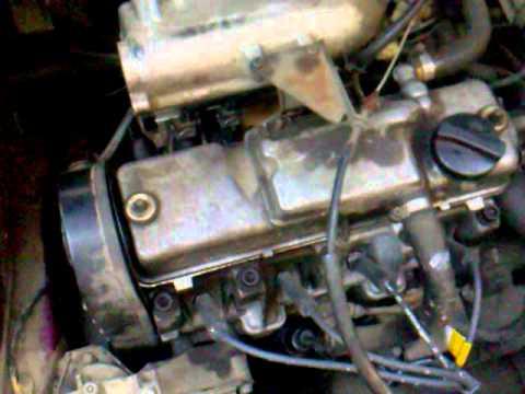 Двигатель ВАЗ 2111 (инжектор)