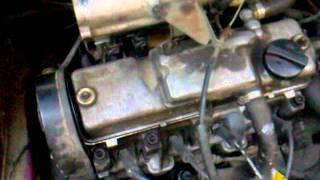 Двигатель ВАЗ 2111 (инжектор) 8 клапанов