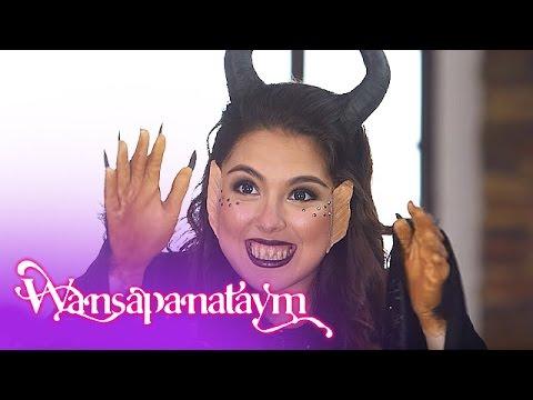 Wansapanataym Outtakes: Holly & Mau - Episode 1