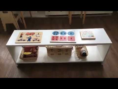 Live tour of a Montessori toddler classroom in Amsterdam