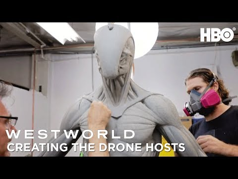 Creating the Drone Hosts | Westworld | Season 2