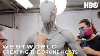 BTS: Creating the Drone Hosts | Westworld | Season 2