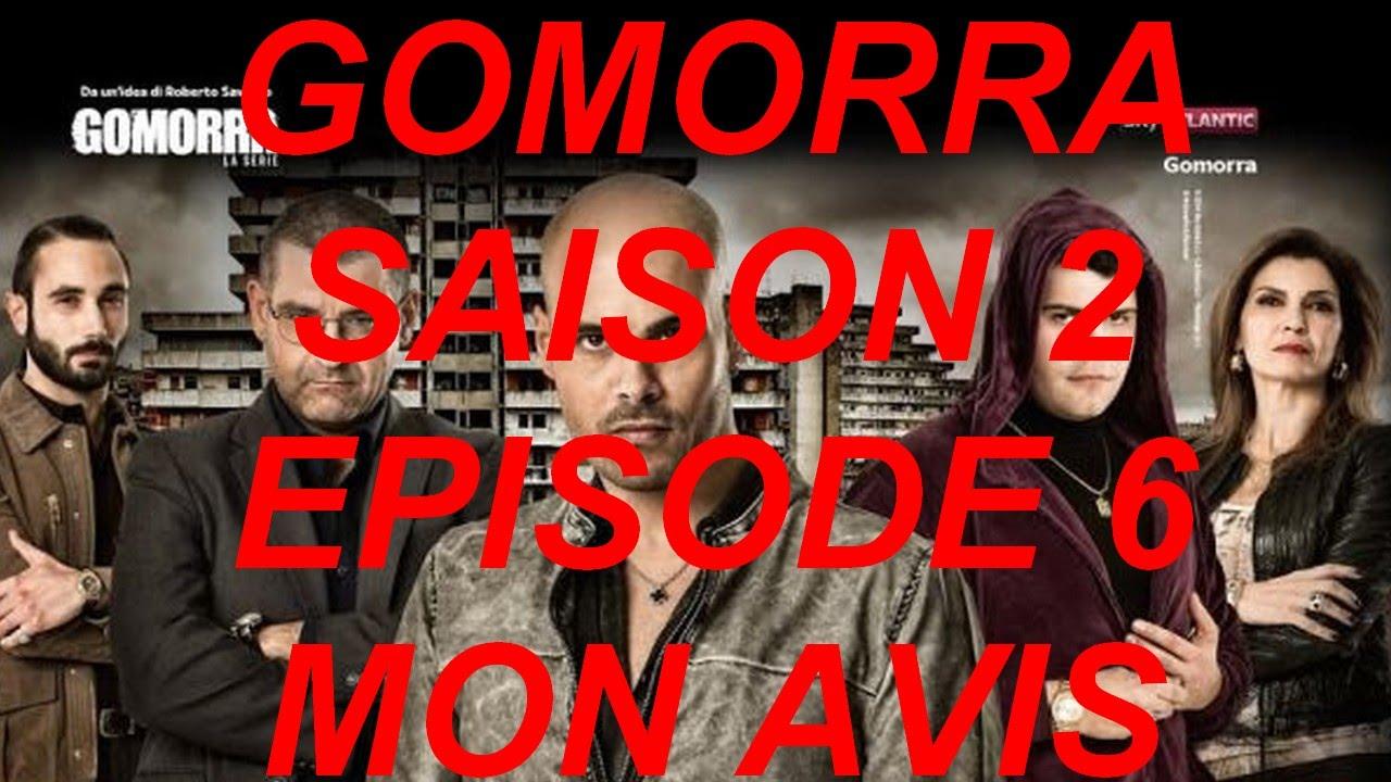 Download GOMORRA | Saison 2 Episode 6 - Mon Avis