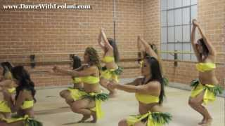 "Dance with Leolani - ""Jungle"" by Siva Pasifika"