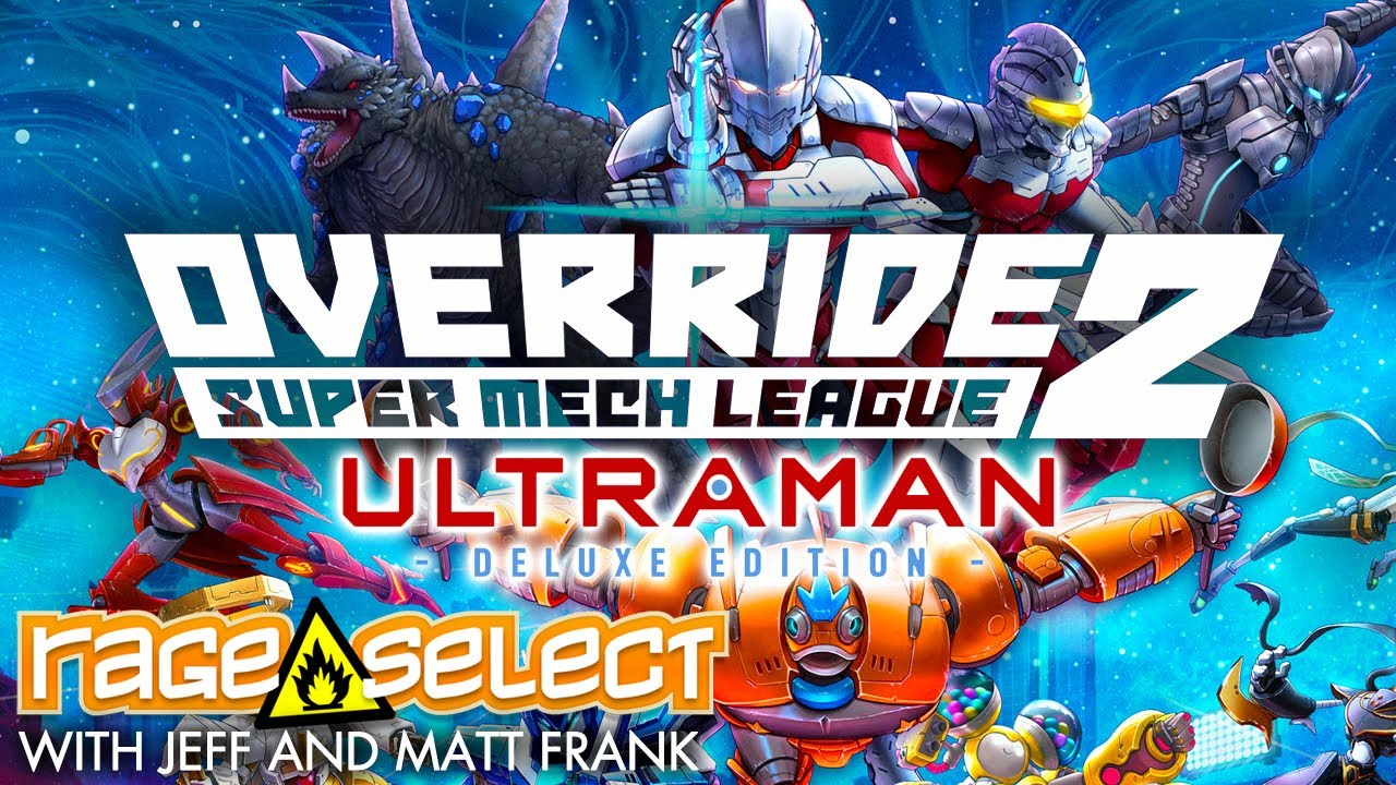 Override 2: Super Mech League - Ultraman Deluxe Edition (The Dojo) Let's Play