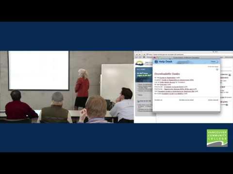 VCC Procurement Training for Vendors - BC Bid