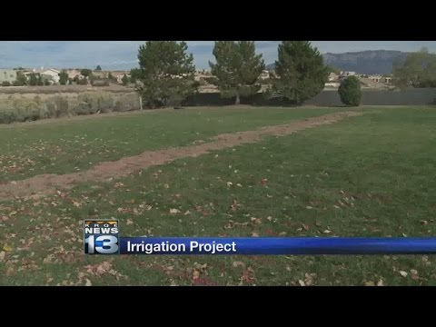 City launches water saving project in Albuquerque parks