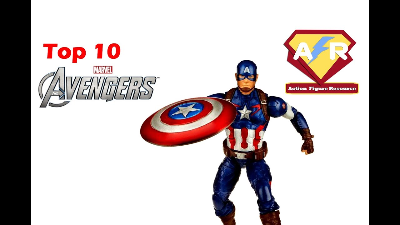 Top 10 Greatest Avengers Figures