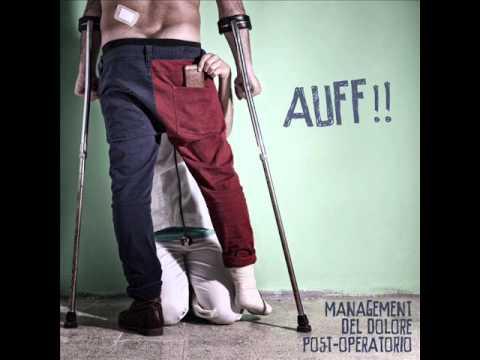 AUFF!! - Management Del Dolore Post-Operatorio