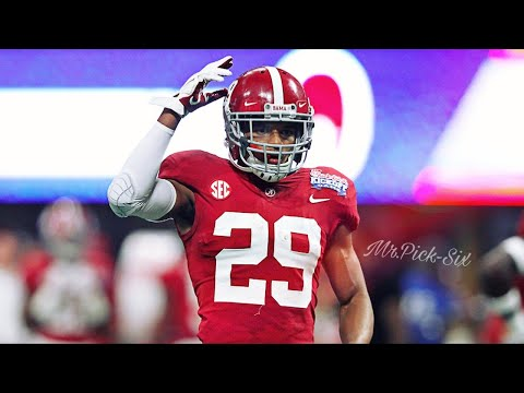 Minkah Fitzpatrick Highlight Mix 2017