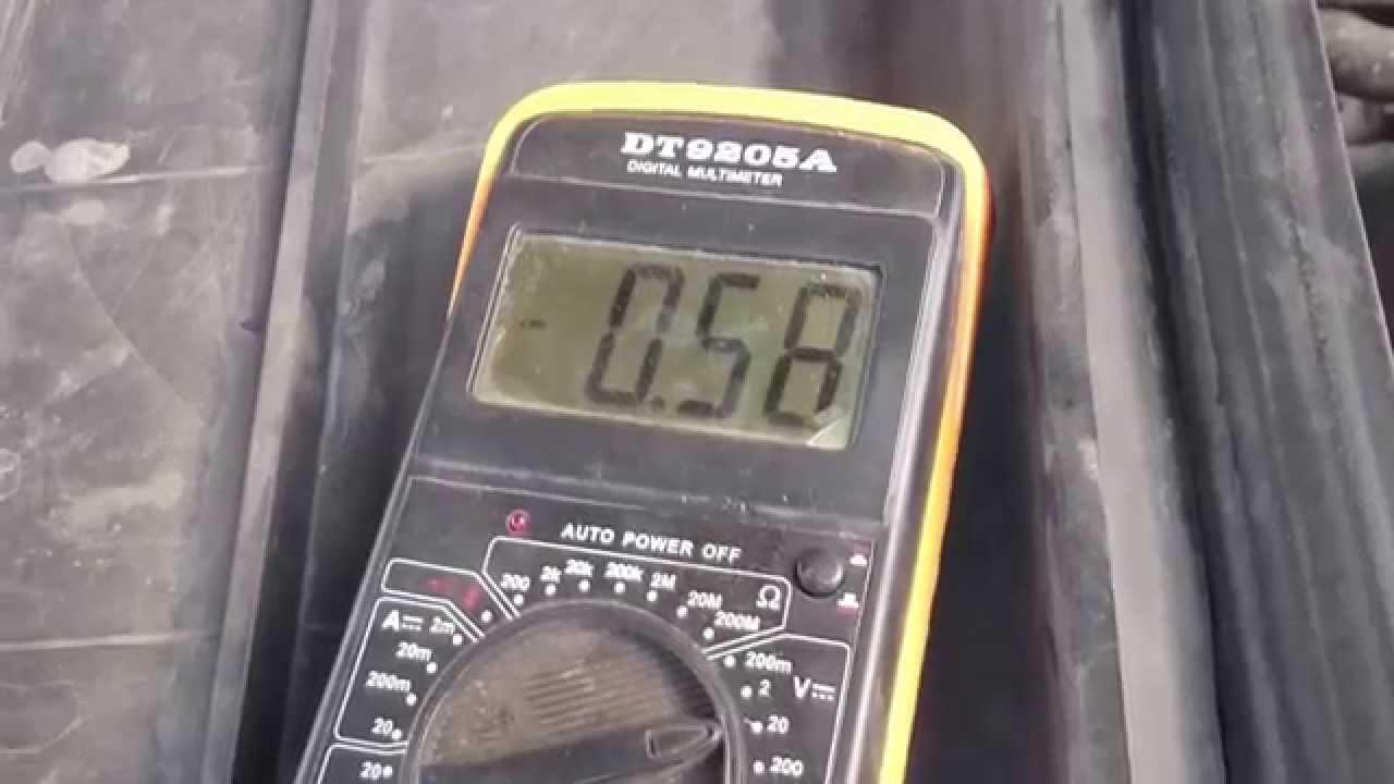 замена мазков потенциометра audi 100 1.8