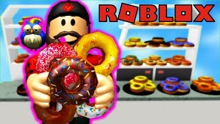 MY DONUTS FACTORY-FAT THURSDAY | ROBLOX #admiros