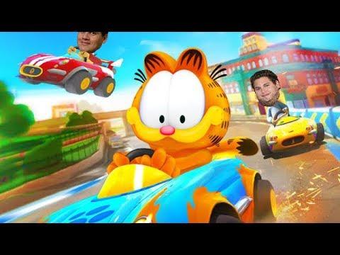 Garfield Kart - The Citizen Kane Of Video Games