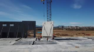 Interpark Construction Footage