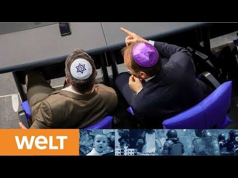 Debatte über Antisemitismus: Bundestag bekennt sich klar zum Existenzrecht Israels