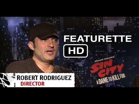 Sin City 2: A Dame To Kill For  Real D Featurette