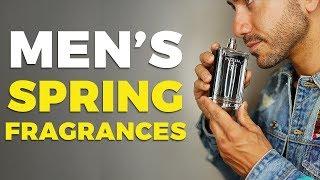 Top 5 Men's Spring Fragrances   Best Spring Colognes   Alex Costa