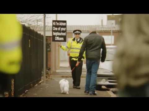 Neighbourhood Policing TV advert