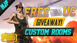 🔴 [LIVE] PUBG MOBILE CUSTOM ROOMS | SUBSCRIBE To JOIN !!