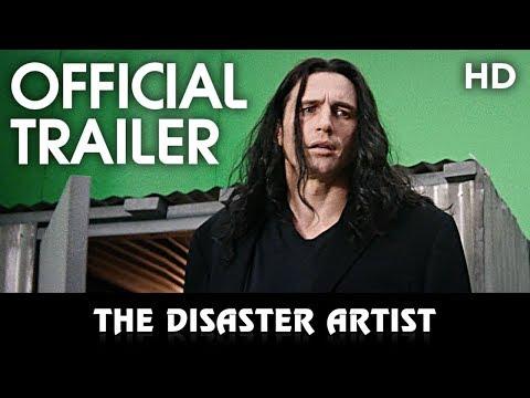 DISASTER ARTIST   Official Trailer 1#   2017 [HD]