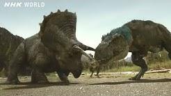 Tyrannosaurus vs Triceratops - DINOSAURS