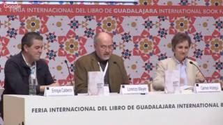 DISTOPÍA MEXICANA de Lorenzo Meyer en la FIL de Guadalajara 2016