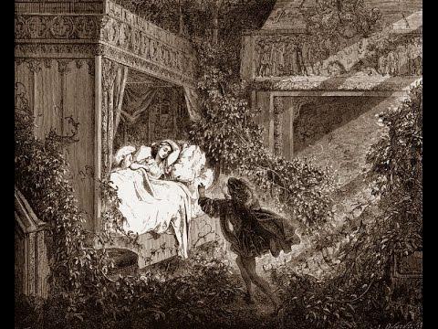 Soft Spoken Fairy Tale for Relaxation: Little Briar Rose (Sleeping Beauty) ( asmr )