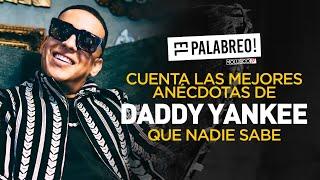 Historias de DADDY YANKEE que nadie sabe. Ve este PodCast YA que no durará mucho🤫 #ElPalabreo