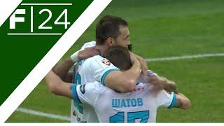 Highlights I Anzhi 0-1 Zenit