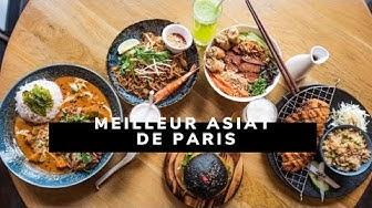 BRUCE, MEILLEUR RESTAURANT ASIATIQUE DE PARIS ? | FOOD INSIDER