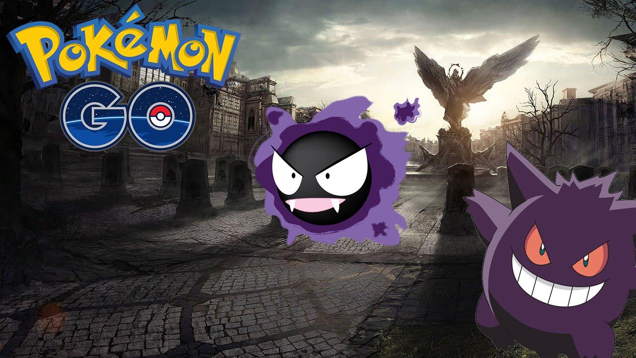 Resultado de imagen para pokemon go fantasma