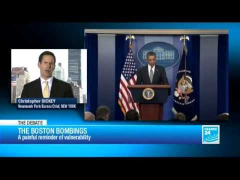 THE DEBATE - The Boston bombings: a painful reminder of vulnerability (part 1)