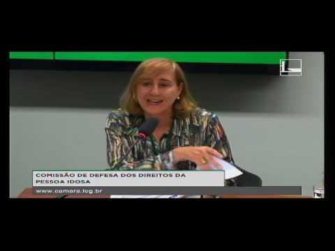 DEFESA DOS DIREITOS DA PESSOA IDOSA - Reunião Deliberativa - 07/06/2016 - 14:43