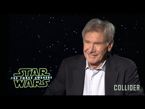 Harrison Ford on 'Star Wars: The Force Awakens', His Best Day on Set, and 'Blade Runner 2'