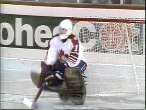 1983 world cup championship Canada vs Czech Republic