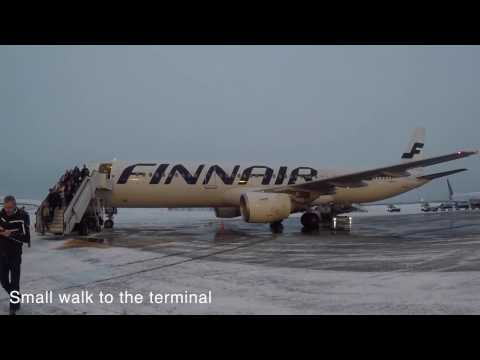Finnair A321 Economy Helsinki to Kittilä / Flight Review #9 / The Way We Saw It