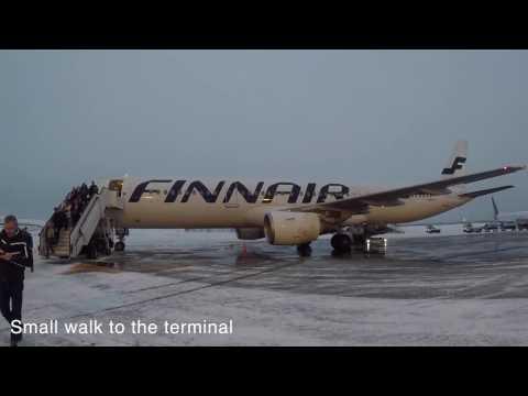 Finnair A321 Economy Helsinki to Kittilä / Flight Review #9 / The Way We Saw It