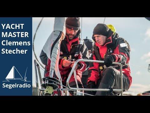 Mit Clemens Stecher im Solent - Die Ausbildung zum Yachtmaster Offshore